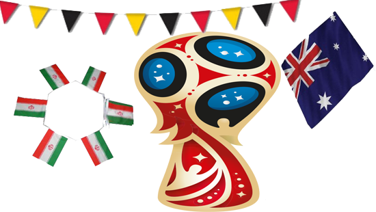football Worldcup 2018